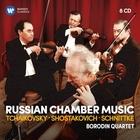 Russian chamber music: Tchaikovsky, Shostakovich, Schnittke