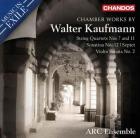 Chamber works by Walter Kaufmann