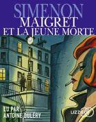 Maigret et la jeune morte / Georges Simenon  |