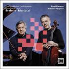 Brahms:Deux Sonates pour violoncelle & piano - Martucci: Deux romances pour violoncelle & piano