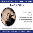 Discours, entretiens et propos : André Gide
