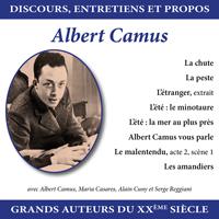 Discours, entretiens et propos : Albert Camus