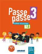 Passe passe 3 - cahier d'activités - a2.1