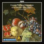 Telemann : concertos de chambre - Volume 2