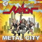 Metal City | Raven. Musicien