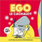 Ego le cachalot : les 14 tubes (livre cd)