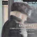 Intégrale des oeuvres pour piano (volume 6) - Islamey et au-delà