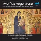 Ave rex angelorum: carols and music trancing the journey from christ the king to epiphany