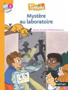 Timini - mystère au laboratoire - cp (édition 2020)