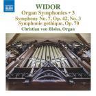 Symphonies pour orgue (volume 3)