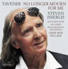 Hohn Tavener : no longer mourn for me et autres oeuvres pour violoncelle