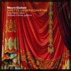 Mauro Giuliani : airs, mélodies & cavatines pour ténor et guitare