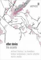 Other stories : musique contemporaine pour saxophone, piano et percussion