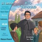Cd don bosco (livre sonore)