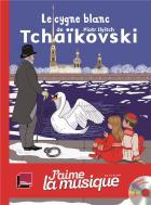 Le cygne blanc de piotr ilyitch tchaïkovski