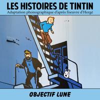 Les Histoires de Tintin : Objectif Lune
