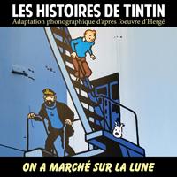 Les Histoires de Tintin : On a marché sur la Lune