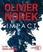 Impact  | Olivier Norek. Antécédent bibliographique