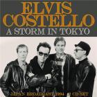 A storm in Tokyo radio broadcast Japan 1994
