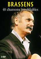 Brassens - 40 chansons inoubliables