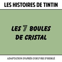 Les Histoires de Tintin : Les 7 Boules de cristal