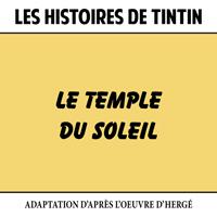 Les Histoires de Tintin : Le Temple du Soleil