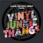 Jasper the vinyl junkie