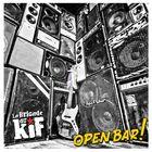 Open bar !