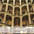 Pergolesi : la serva padrona & sonates pour violon