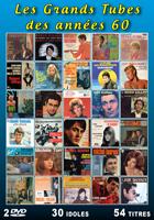 Les Grands Tubes des années 60 - 30 idoles - 54 titres