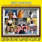 Télé Nostalgie : Les plus célèbres génériques TV des années 50, 60 & 70