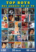 Top Boys des années 60 et 70 - 30 idoles - 60 titres