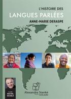 L'histoire des langues parlées