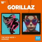 Coffret 2 cd: The Now Now + Humanz