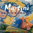 Bohuslav Martinu : Sonates pour violoncelle