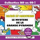 Collection BD en CD : Le Mystère De La Grande Pyramide (Blake et Mortimer)