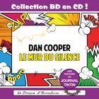 Collection BD en CD : Le Mur du Silence (Dan Cooper)