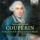 Armand-Louis couperin : Intégrale de l'oeuvre pour clavecin. Mahugo
