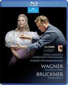 Wagner : Wesendonck-Lieder. Bruckner : Symphonie n° 4. Garanca, Thielemann