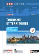 Bloc 7 : tourisme et territoires : bts tourisme : 1re et 2ème années (édition 2021)