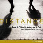 Distance - Choeur de l'église St. Andrew and St. Paul