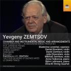 Zemtsov : Musique de Chambre & Instrumentale - Arrangements