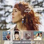 Coffret 4 Albums 2021 ('Zaz' + 'Recto-Verso' + 'Paris' + 'Effet Miroir')