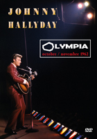 Johnny Hallyday à l'Olympia : octobre / novembre 1962