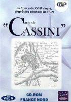Cassini partie Nord