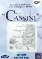 Cassini partie Sud