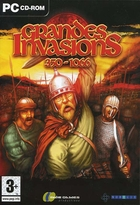 jaquette CD-rom Grandes invasions - 350 -1066