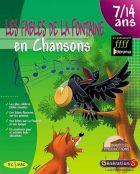Fables de La Fontaine en chansons (Les) - Grand Public