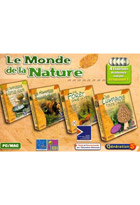 jaquette CD-rom Monde de la nature (Le) - Grand Public