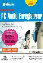 PC Audio Enregistreur
